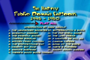 Harvey Public Domain Cartoons