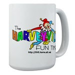 The Harveyville Fun Times! Mug